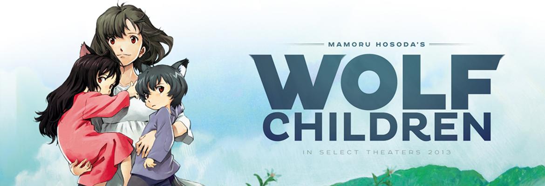 Ame & Yuki: Die Wolfskinder