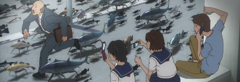 Gyo: Tokyo Fish Attack!