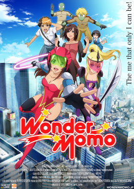 Wonder Momo-Anime
