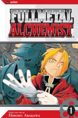 fullmetal alchemist-anime