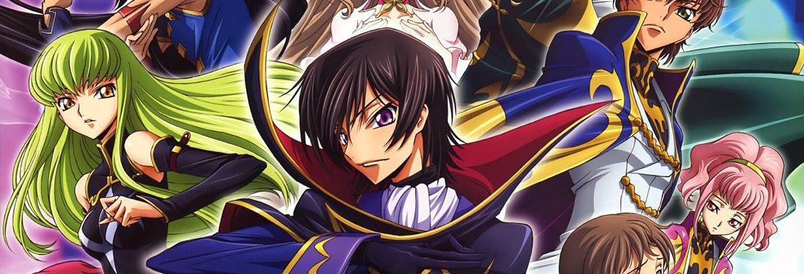 Code Geass: Lelouch of the Rebellion Episode 8.5 and Episode 17.5