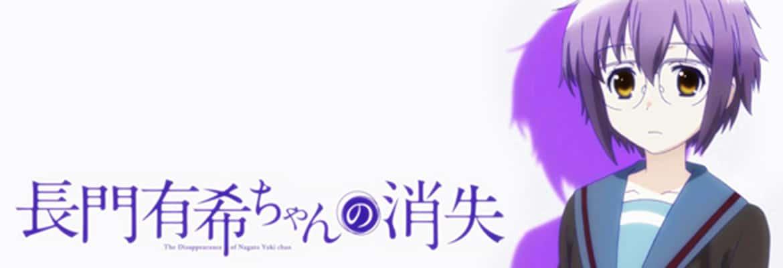 Das Verschwinden der Nagato Yuki-chan