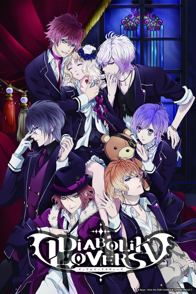 Diabolik Lovers Anime ENG-Sub - Anime-Serien.com