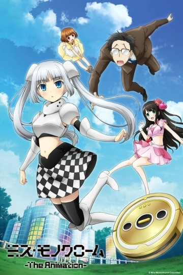 Miss Monochrome - The Animation-1