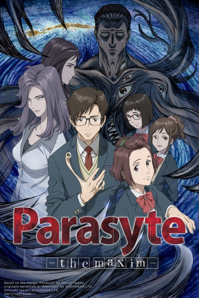 Parasyte Ger Sub