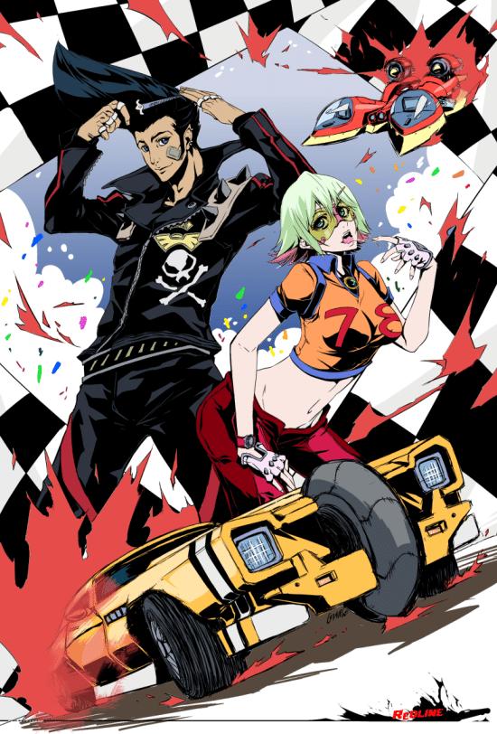 Redline Anime Stream