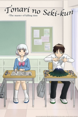 Tonari no Seki-kun The Master of Killing Time