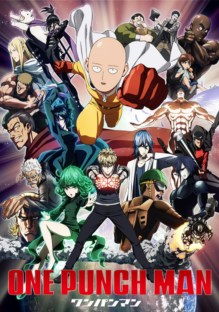 One Punch Man Ger Sub Serien Stream