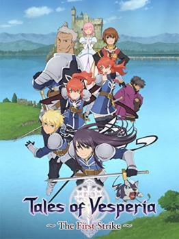 Tales of Vesperia - The First Strike - 1