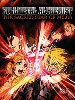 Fullmetal Alchemist: The sacred Star of Milos - 1