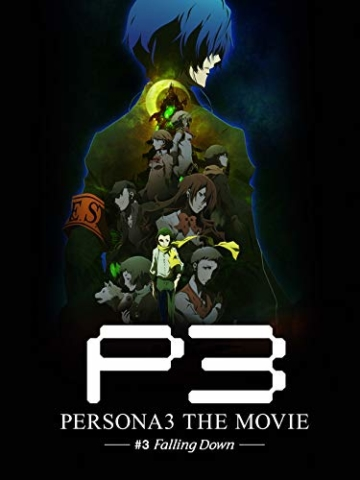 Persona 3 - Falling Down - Movie 3 - 1