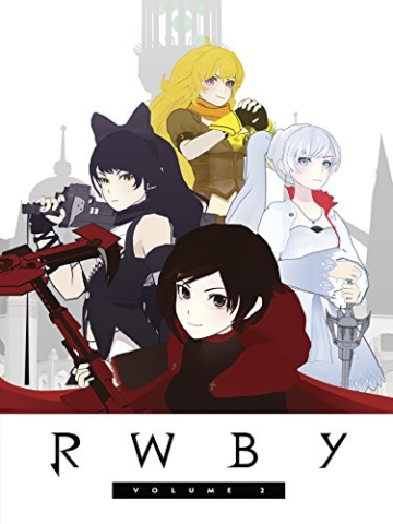 RWBY: Volume 2 [OV] - 1