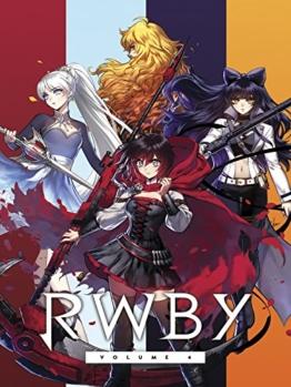 RWBY: Volume 4 [OV] - 1