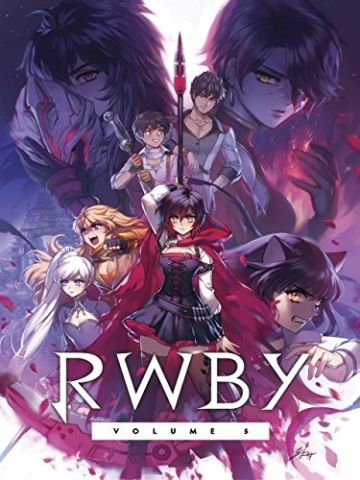 RWBY: Volume 5 [OV] - 1